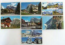 Kanton Bern Postkarten Lot GRINDELWALD 7 Ansichtskarten frankiert gelaufen >1962