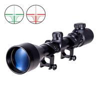 CVLIFE 3-9x50 Rifle Scopes R&G Rangefinder Illuminated Optics Sight for Hunting