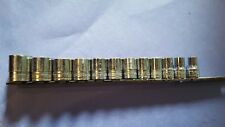"SNAP-ON 1/2"" DRIVE 12 POINT SOCKET SET 12 PC 1 1/8"" TO 7/16"""