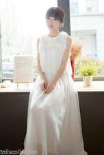 Unbranded Solid Tea Dresses