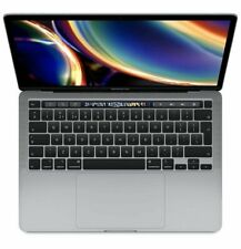 "2019 MacBook Pro 13"" 1.4GHz Quad Core i5 8GB 128GB RRP£1299 Touch Bar Space Gray"