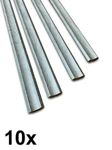 Modern Grey Edge Beading - 10 Lengths - 1.2m  - Scotia Oak Edging Strip