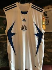Adidas Newcastle United Football Training Vest Top - Adults Men's Size Medium