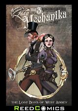 LADY MECHANIKA VOLUME 3 LOST BOYS OF WEST ABBEY GRAPHIC NOVEL New Paperback