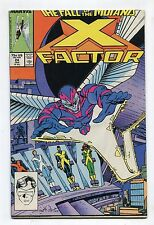 X-Factor #24 - Archangel First Appearance: We Were Tricked!! - (6.0) 1988