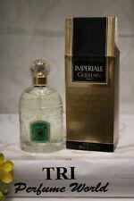 IMPERIALE GUERLAIN Eau de Cologne Vintage Men Spray 3.4 fl. oz. RARE