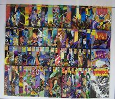 Complete set very high grade comics GRIM JACK #1-81, First Comics 1984