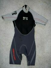#8832 BODY GLOVE PRO 2 2/1 MM SPRINGSUIT WETSUIT MEN'S SMALL PREOWNED