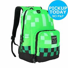 Minecraft Backpack. From the Official Argos Shop on ebay