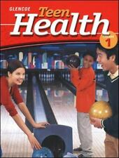 Teen Health: Teen Health Course 1 by McGraw-Hill Education Staff (2002, Hardcove