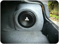 BMW E46 3 SERIES COUPE Sound upgrade speaker sub box 12 / 10 stealth enclosure !