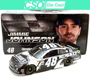 Jimmie Johnson 2016 Lowe's Kobalt 1/24 Die Cast NEW