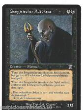 1 x Sengirischer Autokrat - Deutsch - Magic the Gathering - Mensch- alt selten