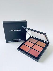 MAC Pro Lip Palette 6 NECESSARY NUDES new in box  Frou, Siss, Fleshpot,honeylove