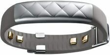 UP4 by Jawbone Advanced Tracking + Tap To Play, Silver Cross