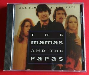 The Mamas And The Papas All Time Greatest Hits CD Brand New And Sealed Free Post