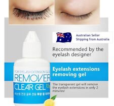 KOREAN Adhesive Glue REMOVER GEL Type 15ml removal Eyelash Extension LASH FALSE