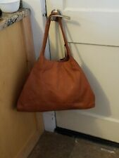 """Sorpresa Large Leather  Bag Purse NEW with Tags Perfect Soft 22x12x6"""""""