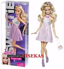 Barbie Fashionistas Sweetie 2010 2011  Doll Swappin Style V4382 Toy NEW