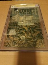 CROSSED +100 #1 CGC-SS 9.8 Signed by Alan Moore