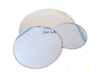 Edelstahl Ronde Platten V2a Blech Scheibe 50 - 300mm t=1mm gelasert rund Metall