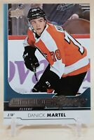 Danick Martel Young Guns 2017-18 Upper Deck YG Rookie RC Philadelphia Flyers
