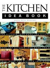 The Kitchen Idea Book: Remodel Your Kitchen Update Renovate Cheap Free Shipping