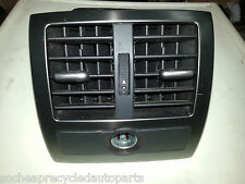 AUDI A6 2003 MODEL REAR HEATED SEAT CONSOLE DASH VENT 99 00 01 02 03 04 GENUINE