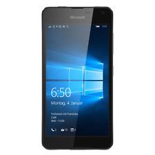 Microsoft Lumia 650 LTE schwarz Windows 10 mobile Smartphone