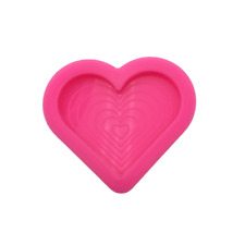Heart Phone Grip Silicone Mold for Epoxy Resin Crafts