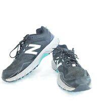 New Balance 510v4 Womens Size 10 Black Trail Running Shoes WT510LB4