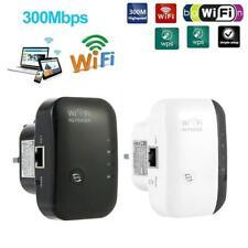 Repetidor Wifi Inalámbrico 300 Mbps amplificador señal Super Booster Range Extender