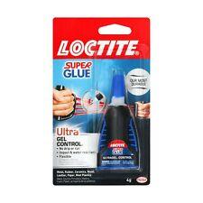 Loctite Ultra Gel Control Super Glue 4 Gram Bottle Pack Of 6 6 Pack