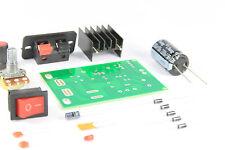 LM317 Adjustable Voltage Regulator AC DC DIY Kit Step Down Solder Flux Workshop