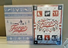 Fargo Complete First Season and Year Two Dvd Set