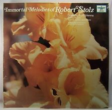 IMMORTAL MELODIES OF ROBERT STOLZ Vienna Colonade Orchestra MINT/SEALED LP
