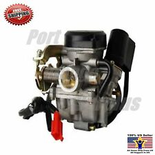 Chinese Scooter Carburetor Tao Tao 50cc ATM50-A1 Black Top Best Quality