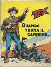 TEX PRIMA EDIZIONE ORIGINALE NUMERO 114