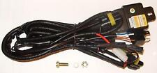 H4  HID Bi-Xenon Hi/Lo switch Battery Loom/Harness wire