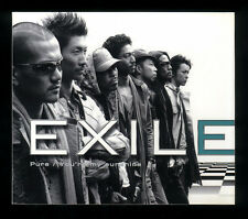 JAPAN:EXILE - Pure + You're My Sunshine CD Single,DVD, JPOP,BOYBAND,R&B,HIPHOP