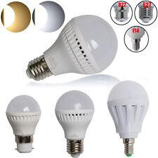 1/50x Bayonet E27 B22 E14 SES 3W 5W 7W LED Globe Bulb Ball Spot Downlight Lamp
