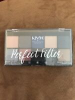 NYX PERFECT FILTER SHADOW PALETTE/PFSP05/MARINE LAYER *SEALED*