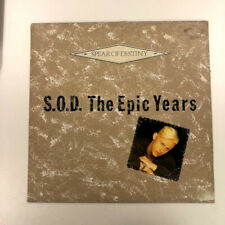 Spear Of Destiny - S.O.D. The Epic Years (LP, Comp)