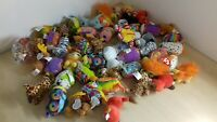 McDonalds Happy Meal TY Beanie baby Toys Joblot of 50