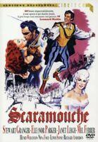 Scaramouche (DVD - Versione Restaurata - Cineteca Quadrifoglio) Nuovo