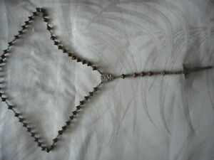 mens st christopher necklace used