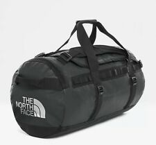 The North Face Black Base Camp Duffel Bag Medium (Black) 71 Litres NEW With Tags
