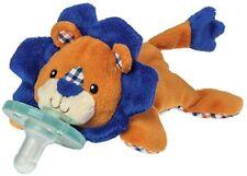Mary Meyer WubbaNub Infant Newborn Baby Soothie Pacifier ~ Levi Lion