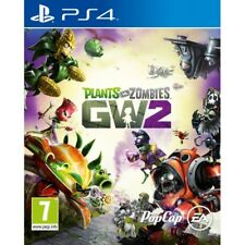 Plants vs. Zombies Garden Warfare 2 PS4 Game  Brand New