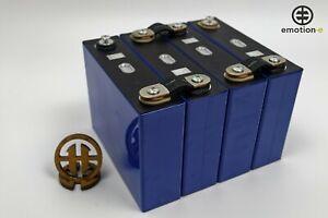 LiFePo4 3.2V 12V 100Ah DELONG & Verbinder Batterie Speicher, Photovoltaik, Auto